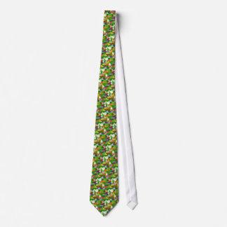 Vegetable Pattern Tie