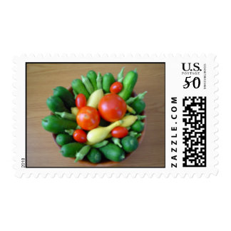 Vegetable Postage