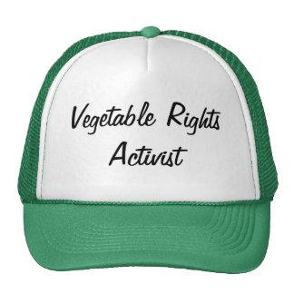 Vegetable Rights Activist Trucker Hat
