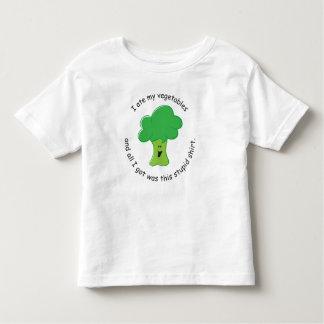 Vegetable Shirt.ai Toddler T-shirt