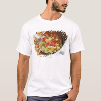 Vegetable soup in pan T-Shirt