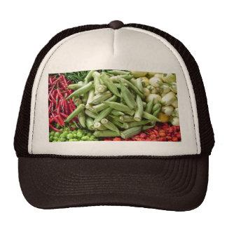 Vegetable Stand in Ghana, Africa Trucker Hat