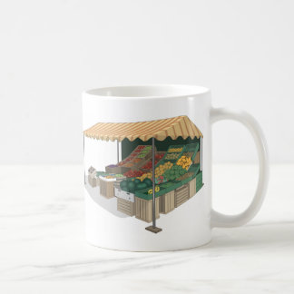 Vegetable Stand Tribute! Mug