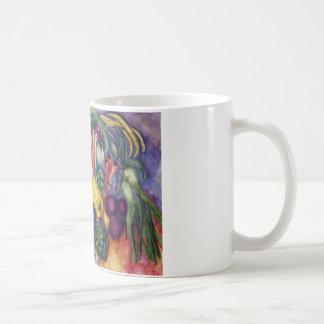 Vegetable Watercolor Art Coffee Mug