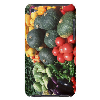 Vegetables 2 iPod touch case