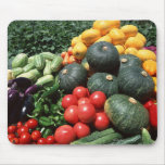 Vegetables 2 mouse pad