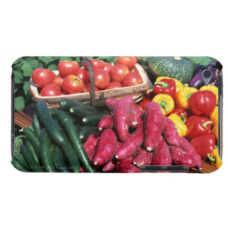 Vegetables 3 iPod touch case