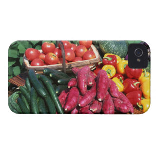 Vegetables 3 Case-Mate iPhone 4 case