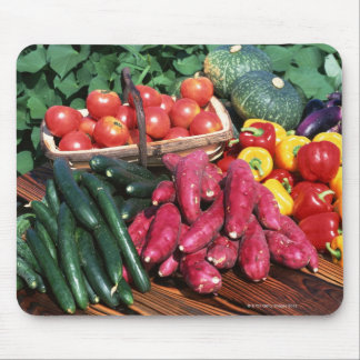 Vegetables 3 mouse pad
