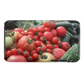 Vegetables 4 barely there iPod cases