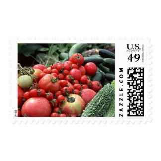 Vegetables 4 postage