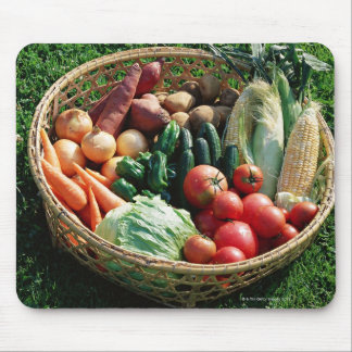 Vegetables 5 mouse pad