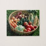 Vegetables 5 puzzle