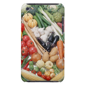 Vegetables 6 barely there iPod case