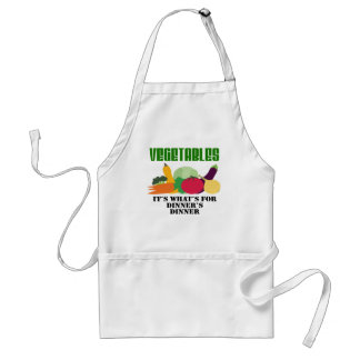 Vegetables Adult Apron