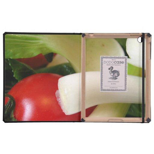 Vegetables iPad Case