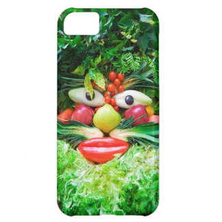 Vegetables Cover For iPhone 5C
