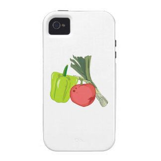 Vegetables iPhone 4 Cover