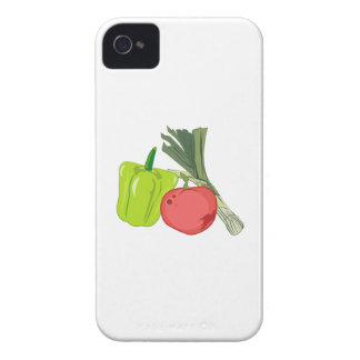 Vegetables iPhone 4 Case-Mate Cases