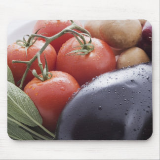 Vegetables for Italian Cooking Mouse Pad