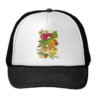 Vegetables Hats