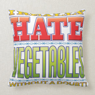 Vegetables Hate Pillows