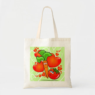 Vegetables in love, bag