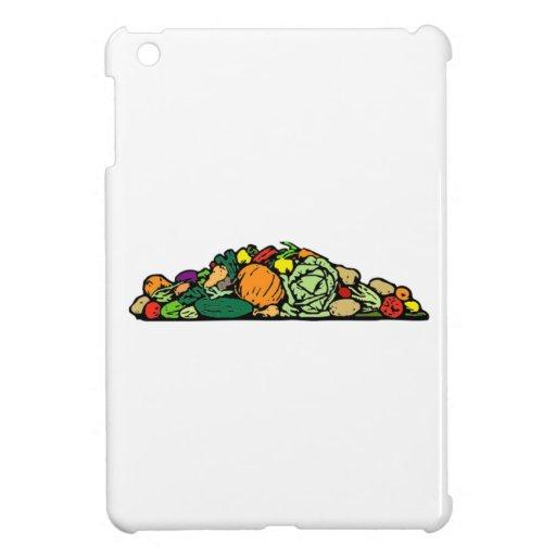 Vegetables iPad Mini Cover