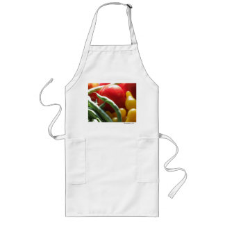 Vegetables Long Apron