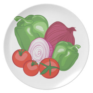 Vegetables Plate
