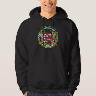 Vegetables Sponsor of Health Hooded Pullover