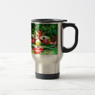 Vegetables Travel Mug