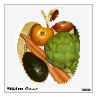 Vegetables Wall Decals