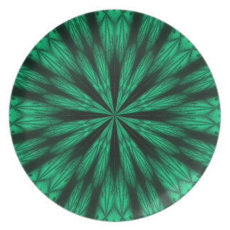 Vegetal verde plato