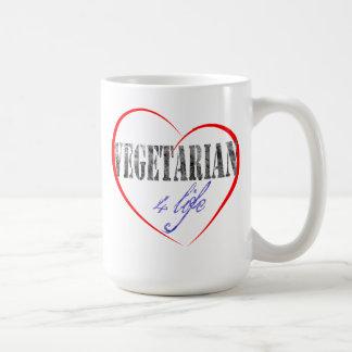 Vegetarian 4 Life Coffee Mug