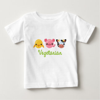 Vegetarian Baby T-Shirt