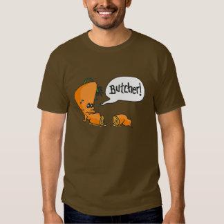 Vegetarian Butcher - Carrot Shirt