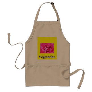 "Vegetarian Chef - ""Thai Wrap"" - Cu... - Customized Adult Apron"