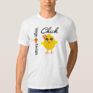 Vegetarian Chick Tees