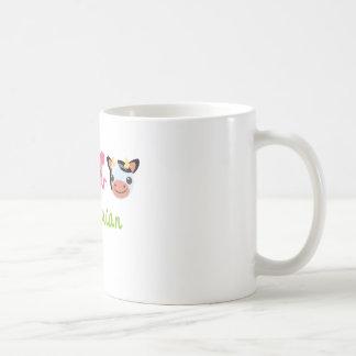 Vegetarian Classic White Coffee Mug