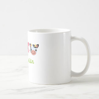 Vegetarian Coffee Mug