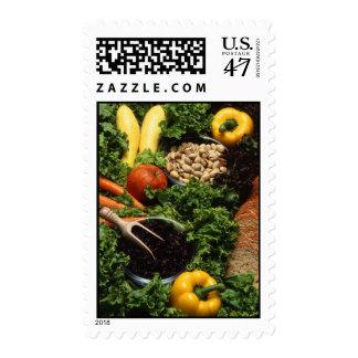 Vegetarian Diet Postage