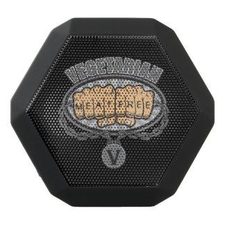 Vegetarian Fists Black Bluetooth Speaker