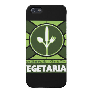 Vegetarian Flag Covers For iPhone 5