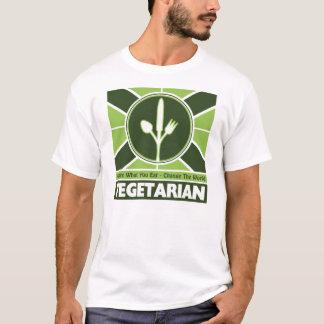 Vegetarian Flag T-Shirt