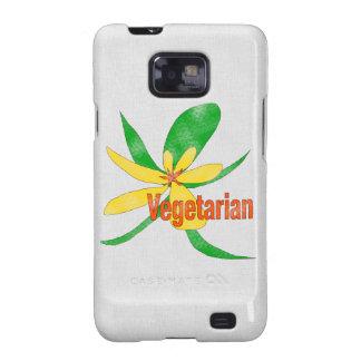 Vegetarian Flower Samsung Galaxy S Cases