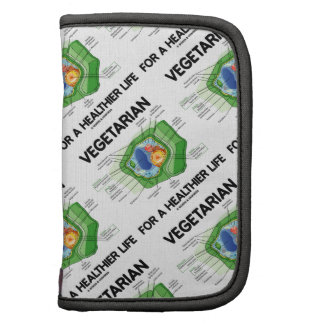 Vegetarian For A Healthier Life (Plant Cell) Organizers