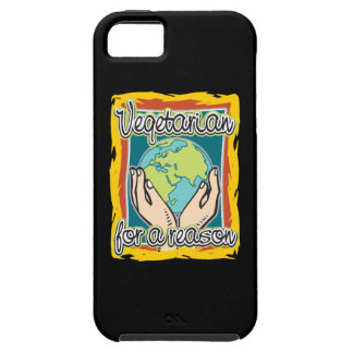 Vegetarian for a Reason iPhone 5 Case