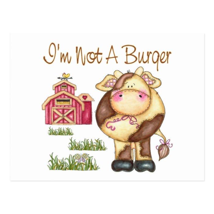 Vegetarian Gifts Postcard