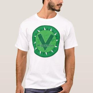 Vegetarian Green Logo T-Shirt
